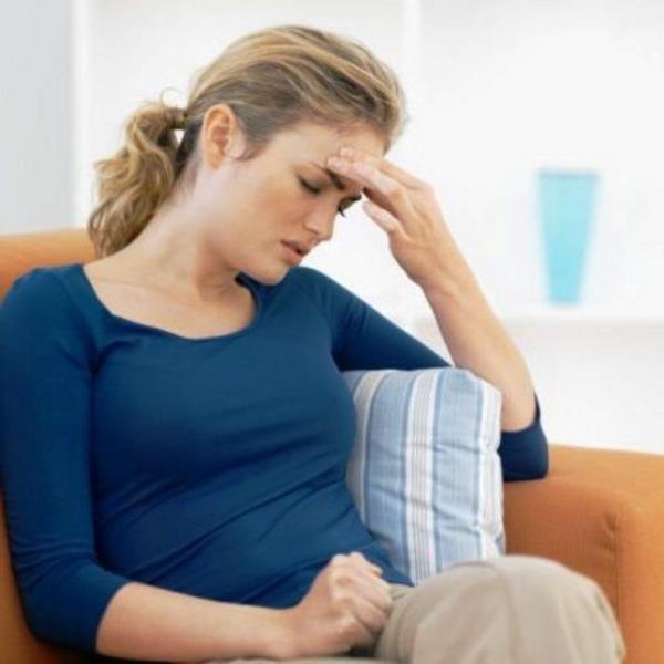 Первые симптомы беременности