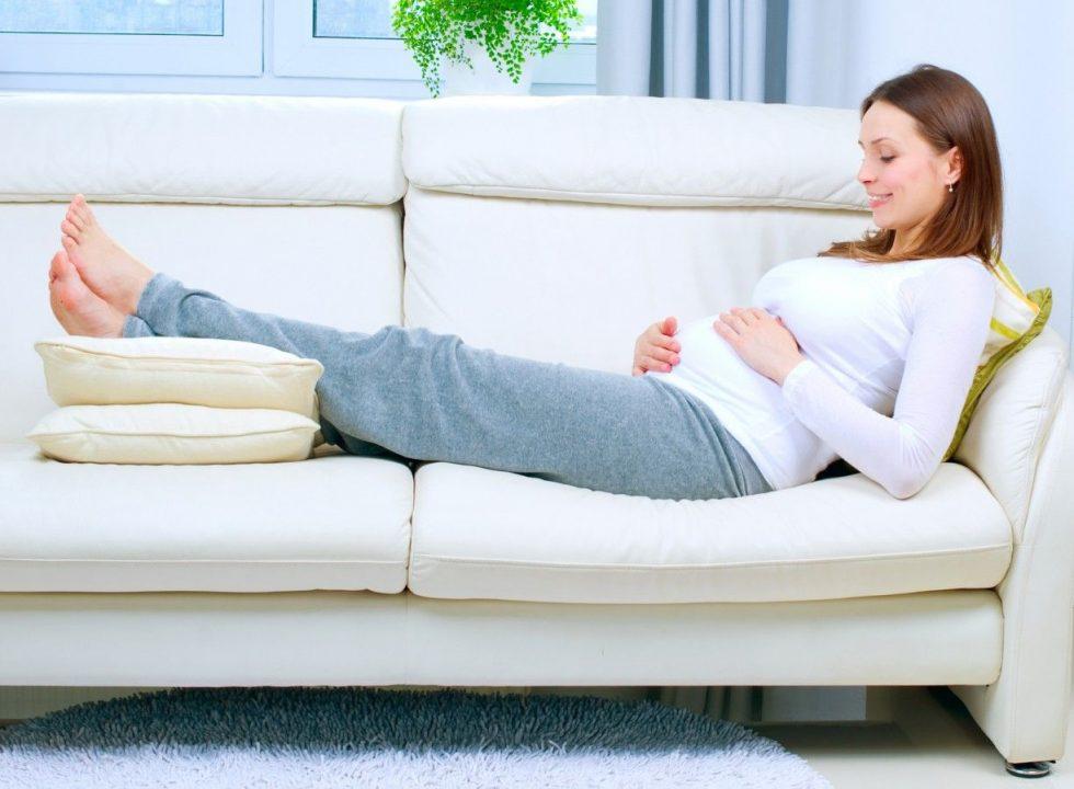 Как избежать тянущие боли при беременности