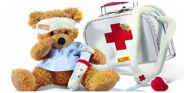 Аптечка для грудного ребенка