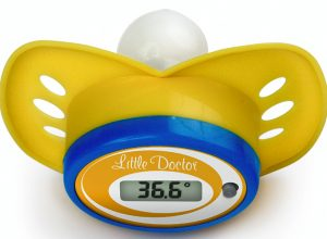 электронный термометр-соска