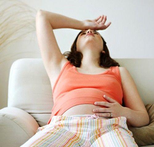 Слабость при беременности