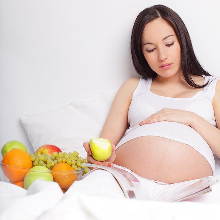 Диета при изжога у беременной