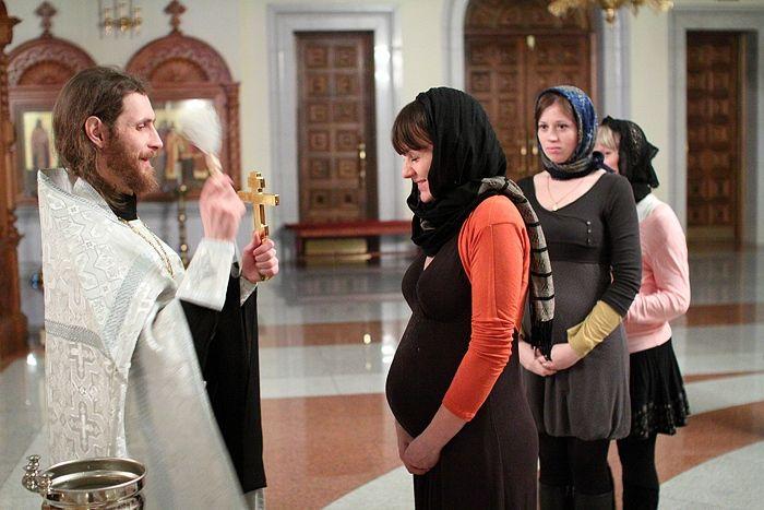 Молитвы для сохранения беременности, для легких родов, для зачатия
