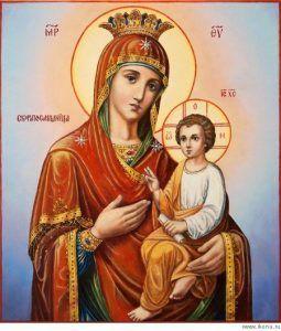 Икона Пресвятой Богородицы {amp}quot;Скоропослушница{amp}quot;