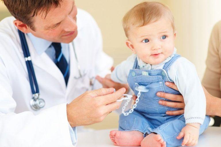 осмотр у врача в 6 месяцев