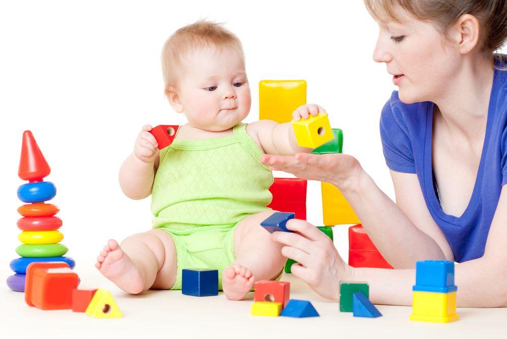 малыш в 8 месяцев